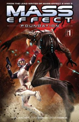 Mass Effect: Foundation, Volume 1