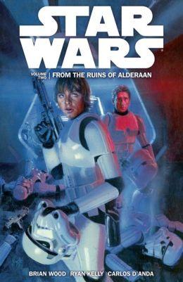 Star Wars, Volume 2: From the Ruins of Alderaan