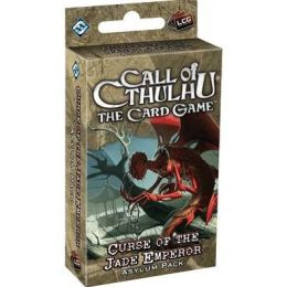 Call of Cthulhu the Card Game: Curse of the Jade Emperor Asylum Pack