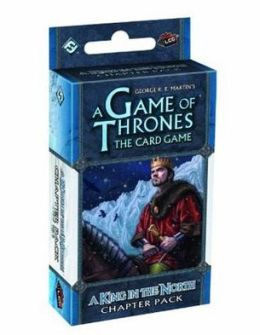 A Game of Thrones the Card Game: A King in the North Chapter Pack Reprint