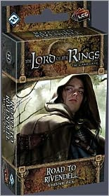 The Lord of the Rings The Card Game : Road to Rivendell Adventure Pack