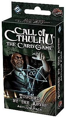 Call of Cthulhu Lcg: Touched by the Abyss Asylum Pack