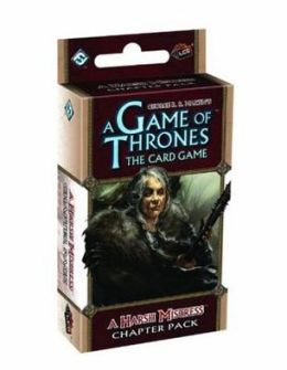 A Game of Thrones Lcg: A Harsh Mistress Chapter Pack