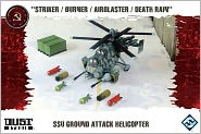 Dust Tactics: Ssu Ground Attack Helicopter