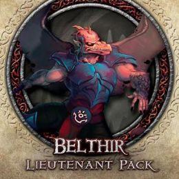 Descent Second Edition: Belthir Lieutenant Miniature