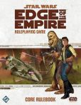 Book Cover Image. Title: Star Wars:  Edge of the Empire RPG Core Rulebook, Author: Fantasy Flight Games