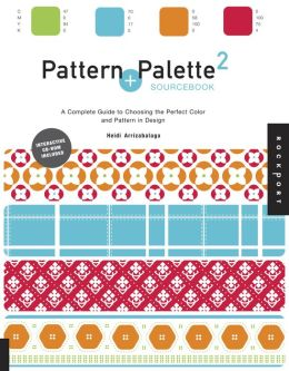 Pattern and Palette Sourcebook 2 (PagePerfect NOOK Book)
