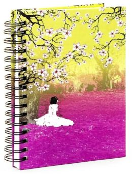 Cherry Blossoms Journal - Medium