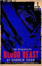 Blood Beast (Demonata Series #5)