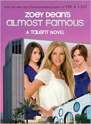 Almost Famous (Zoey Dean's Talent Series #2)