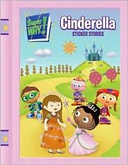 Cinderella: Sticker Stories (Super Why! Series)