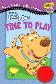 Time to Play (Puppy Scooby-Doo Series)