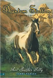 Red Feather Filly (Phantom Stallion Series #10)
