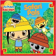 Safari Pals: A Lift-the-Flap Story (Ni Hao, Kai-lan Series)