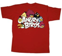Angry Birds T-Shirt -Small