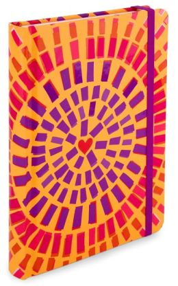 Jonathan Adler Bohemian Bliss Sun Paper Bound Journal (5x7)