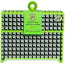 Lemongrass Scented Notecards Set of 16