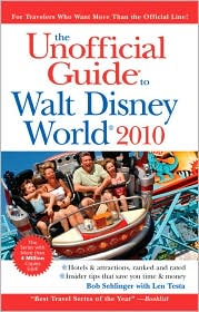 The Unofficial Guide Walt Disney World 2010