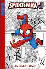 Spider-Man J, Volume 2: Japanese Daze Digest
