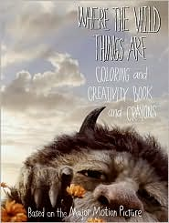 Where the Wild Things Are: Coloring and Creativity Book and Crayons (Where the Wild Things Are Series)