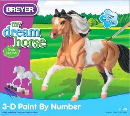 Breyer 3D Paint by Number