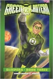 Green Lantern: Sleepers, Book 3