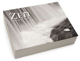 Photo Zen 2 Boxed Notecards Blank