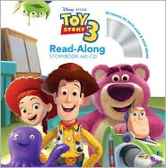 Toy Story 3: Read-Along Storybook and CD