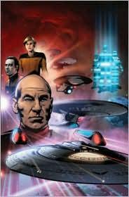 Star Trek: The Next Generation: The Space Between