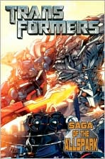 Transformers Movie Prequel: Saga of the Allspark