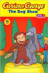 Curious George: The Dog Show: An Early Reader (Level 1)