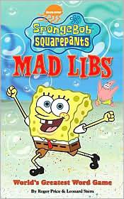 SpongeBob SquarePants (Mad Libs Series)
