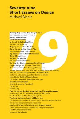 79 Short Essays on Design