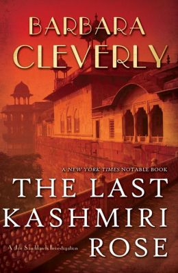 The Last Kashmiri Rose (Joe Sandilands Series #1)