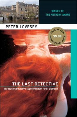 The Last Detective (Peter Diamond Series #1)