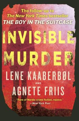 Invisible Murder (Nina Borg Series #2)
