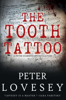 The Tooth Tattoo (Peter Diamond Series #13)