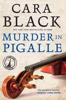 Murder in Pigalle (Aimee Leduc Series #14)