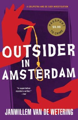 Outsider in Amsterdam (Grijpstra and de Gier Series #1)