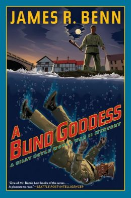 A Blind Goddess (Billy Boyle World War II Mystery Series #8)