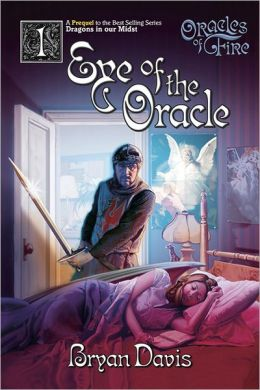 Eye of the Oracle (Oracles of Fire Series #1)