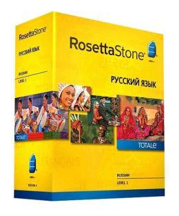 Rosetta Stone Russian v4 TOTALe - Level 1 - Learn Russian