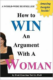 How To Win An Argument With A Woman (Blank Inside)