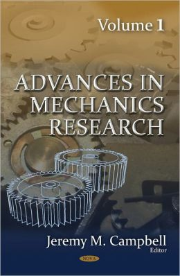 Advances in Mechanics Research