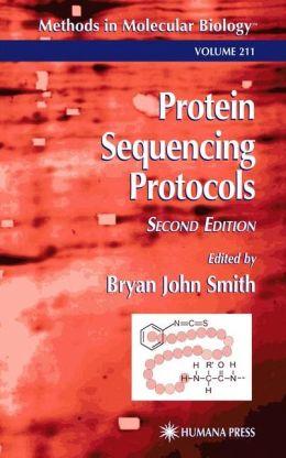Protein Sequencing Protocols