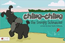 Ching-Ching the Snoopy Schnauzer