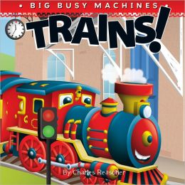 Big Busy Machines - Trains