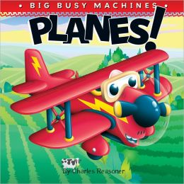 Big Busy Machines - Planes