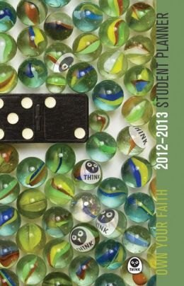 TH1NK Student Planner 2012-2013