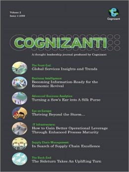 Cognizanti Journal - Issue 4: Business and technology thought leadership from Cognizant